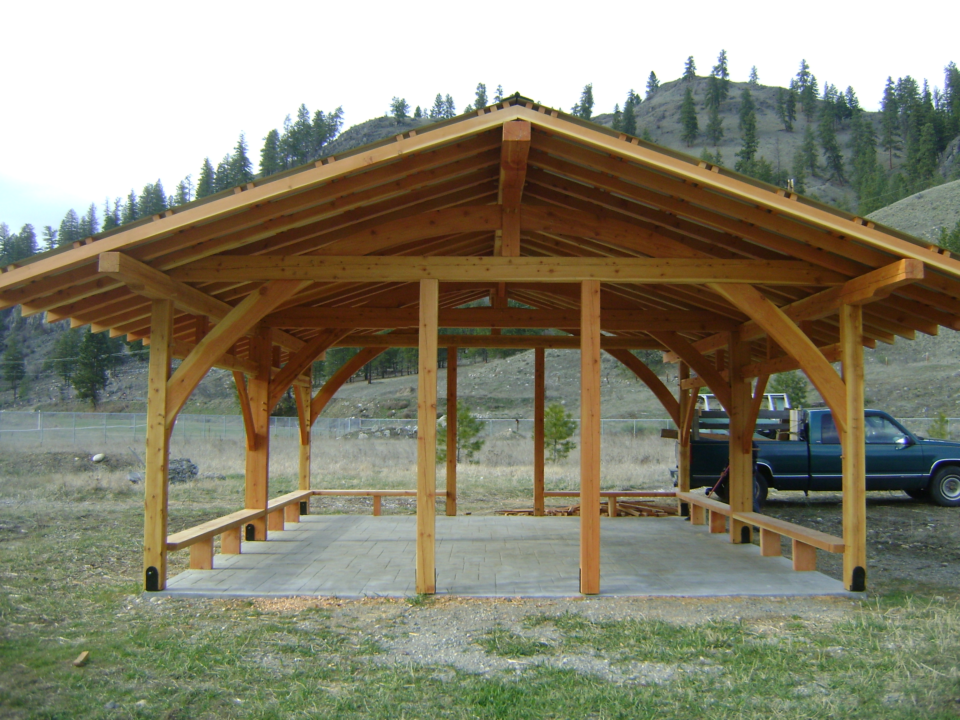 1000 Images About Pergola On Pinterest Barn Kits